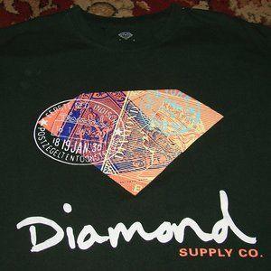 Diamond Supply Graphic Tee